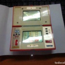 Videojuegos y Consolas: JUEGO NINTENDO GAME AND WATCH MICKEY & DONALD MULTI SCREEN DM-53 DEL AÑO 1982-. Lote 271879178