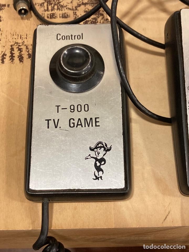 Videojuegos y Consolas: Antigua consola T 900 funciona - Foto 2 - 272375963