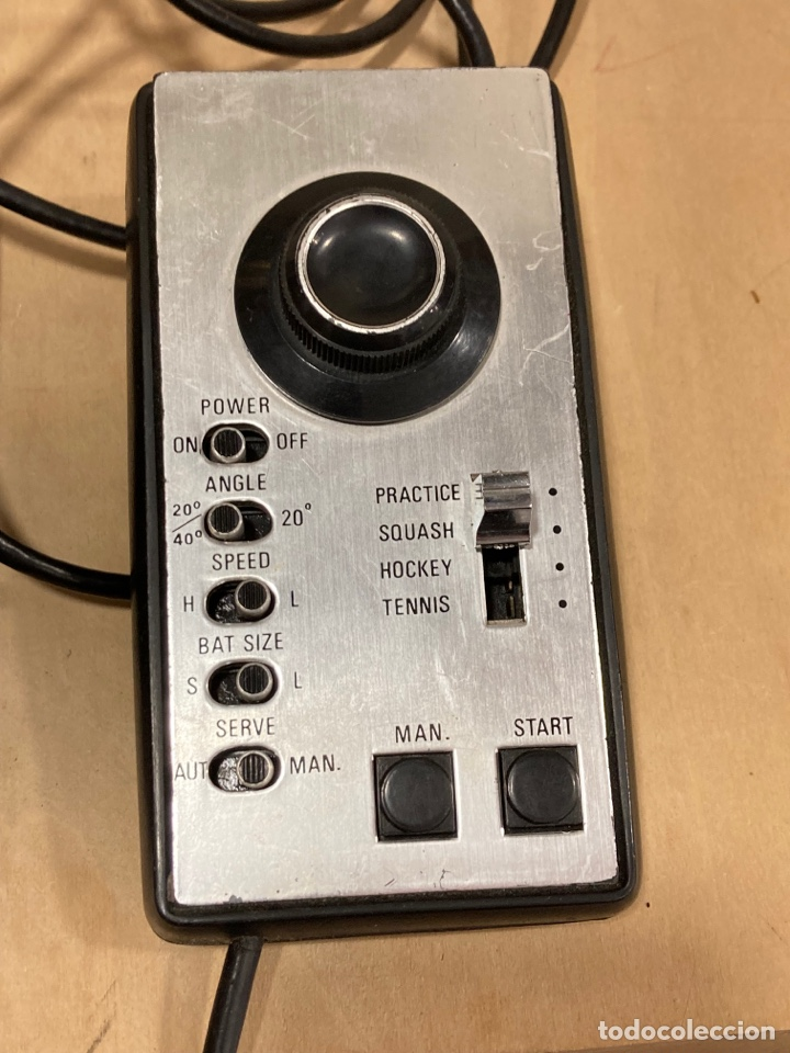 Videojuegos y Consolas: Antigua consola T 900 funciona - Foto 3 - 272375963