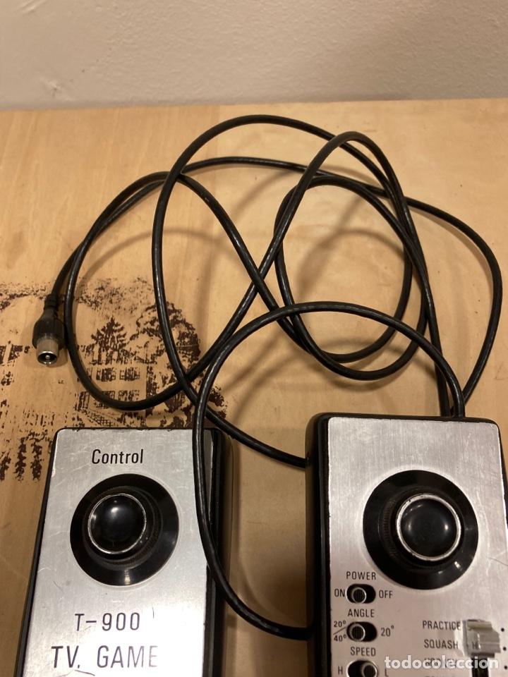 Videojuegos y Consolas: Antigua consola T 900 funciona - Foto 4 - 272375963
