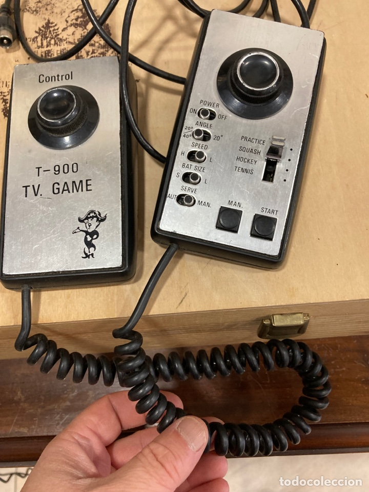 Videojuegos y Consolas: Antigua consola T 900 funciona - Foto 5 - 272375963