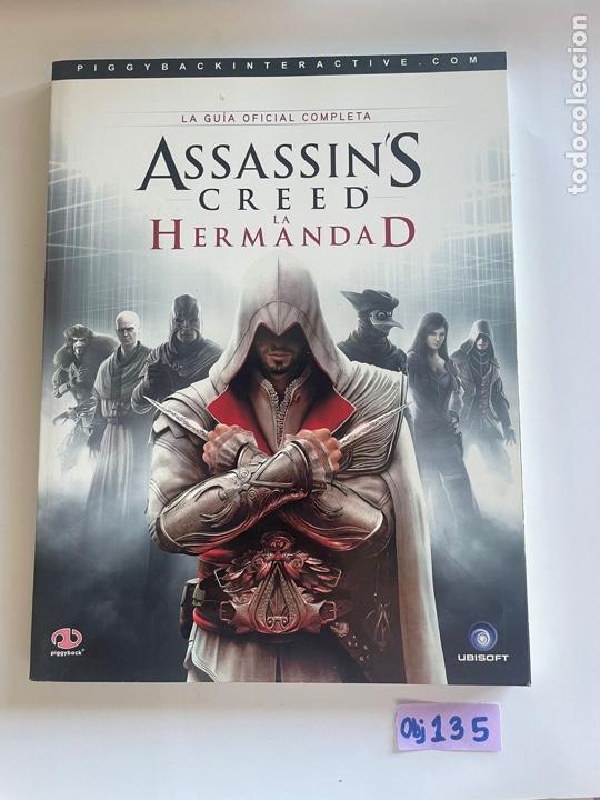 ASSASSIN'S CREED: LA HERMANDAD (Juguetes - Videojuegos y Consolas - Otros descatalogados)
