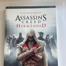Videojuegos y Consolas: ASSASSIN'S CREED: LA HERMANDAD. Lote 272781563