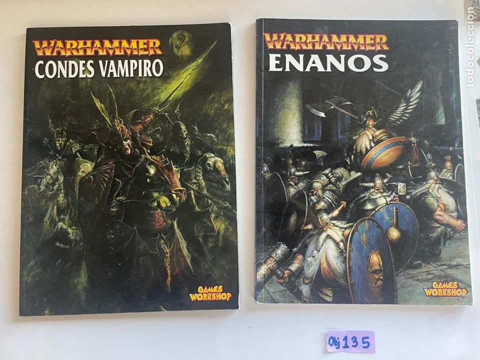 LIBROS WARHAMER (Juguetes - Videojuegos y Consolas - Otros descatalogados)
