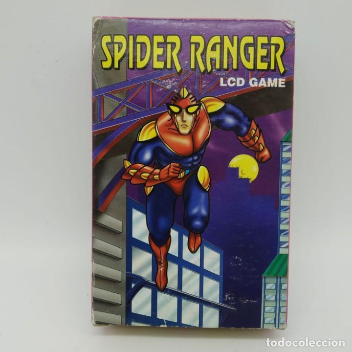 Videojuegos y Consolas: videoconsola SPIDER RANGER LCD GAME - Nueva a estrenar - Funciona - Foto 2 - 117328995