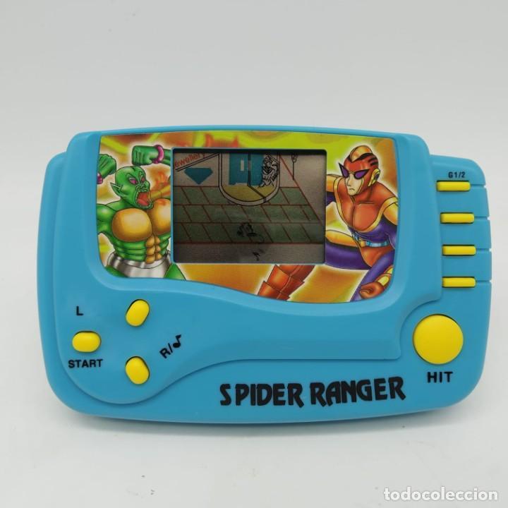 Videojuegos y Consolas: videoconsola SPIDER RANGER LCD GAME - Nueva a estrenar - Funciona - Foto 5 - 117328995