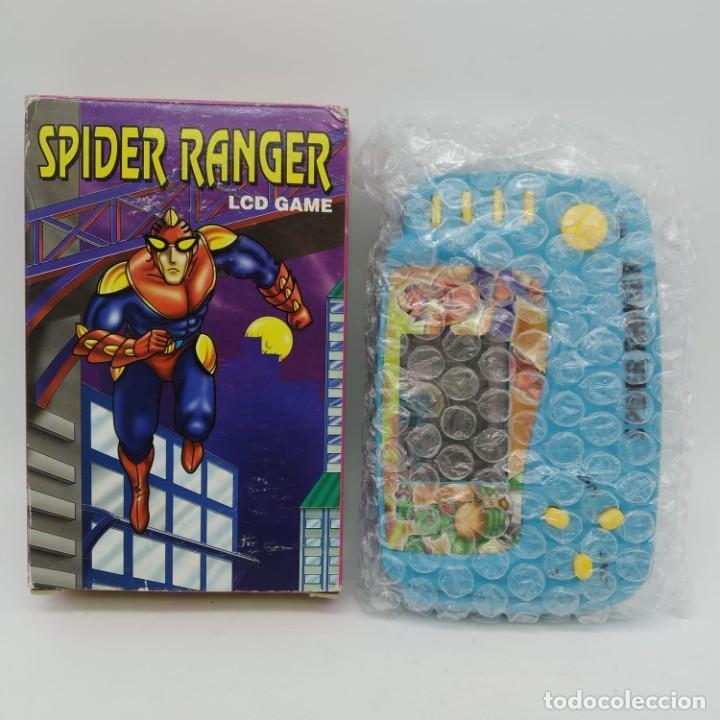 Videojuegos y Consolas: videoconsola SPIDER RANGER LCD GAME - Nueva a estrenar - Funciona - Foto 7 - 117328995