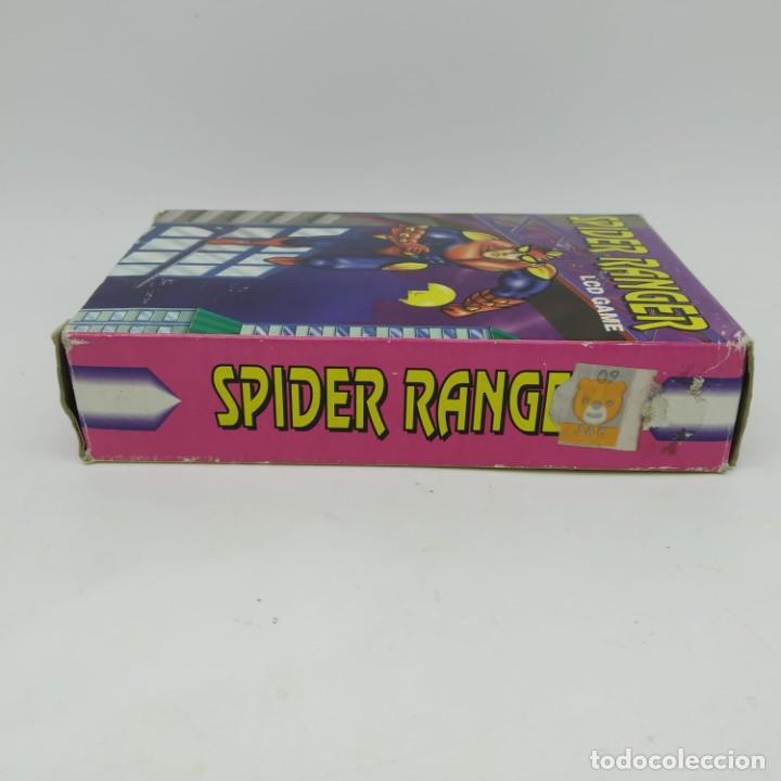 Videojuegos y Consolas: videoconsola SPIDER RANGER LCD GAME - Nueva a estrenar - Funciona - Foto 8 - 117328995