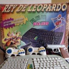 Videojuegos y Consolas: CONSOLA VIDEOJUEGOS / REY DE LEOPARDO. Lote 275485293