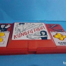 Videojuegos y Consolas: MÁQUINA CASIO KUNGFU FIGHT. TIPO GAME WATCH.. Lote 276222718