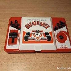 Videojuegos y Consolas: GAME AND WACHT LCD CASIO CAR RACING GREAT RACER ES NEGOCIABLE. Lote 276294408