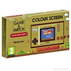 Videojuegos y Consolas: NINTENDO GAME & WATCH SUPER MARIO BROS 35TH ANNIVERSARY NEW LIMITED EDITION - NUEVA Y PRECINTADA. Lote 276315663