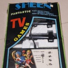 Videojuegos y Consolas: FANTASTIC TV GAMES. Lote 276599213