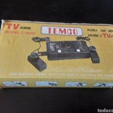 Videojuegos y Consolas: ANTIGUA CONSOLA TEMCO T-800. Lote 276616873