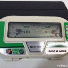 Videojuegos y Consolas: NINTENDO CONSOLA MAQUINA DONKEY KONG 3 MICRO VS SYSTEM. Lote 276817358
