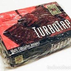 Videojuegos y Consolas: TURBOGRAFX 16 MULTITAP [NEC TECHNOLOGIES] 1989 [NEC PC ENGINE / TURBOGRAFX-16] HES-TAP-01 (5 PAD). Lote 277707203
