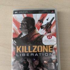 """Videojuegos y Consolas: JUEGO PSP """"KILLZONE LIBERATION"""". Lote 277756408"""