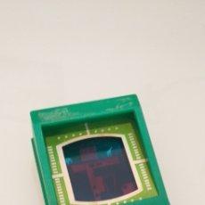 Videojuegos y Consolas: MAQUINITA MATAMARCIANOS LCD SAFARI FUNCIONA A MEDIAS - DE LAS PRIMERAS AÑOS 80. Lote 282233538