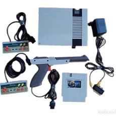Videojuegos y Consolas: CONSOLA NASSA VINTAGE ENTERTAINMENT COMPUTER SYSTEM. Lote 284565023