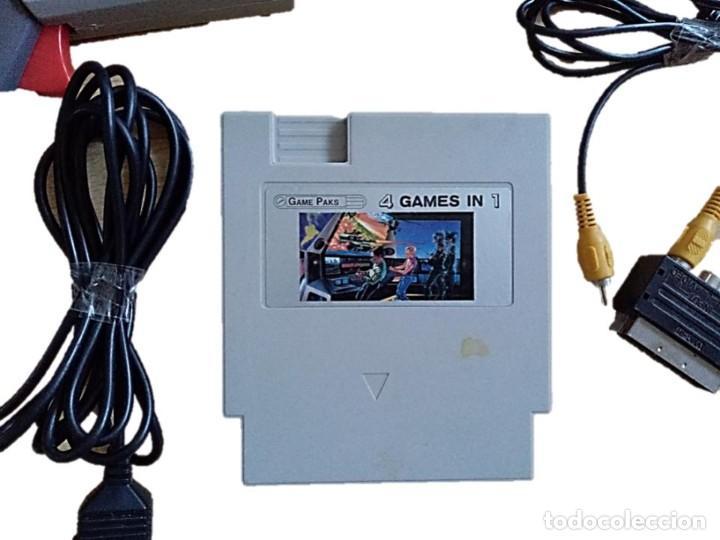 Videojuegos y Consolas: CONSOLA NASSA VINTAGE ENTERTAINMENT COMPUTER SYSTEM - Foto 2 - 284565023