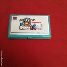 Videojuegos y Consolas: GAME WATCH NINTENDO SQUISH , FUNCIONANDO MUY BUENAS CONDICIONES. Lote 285147228