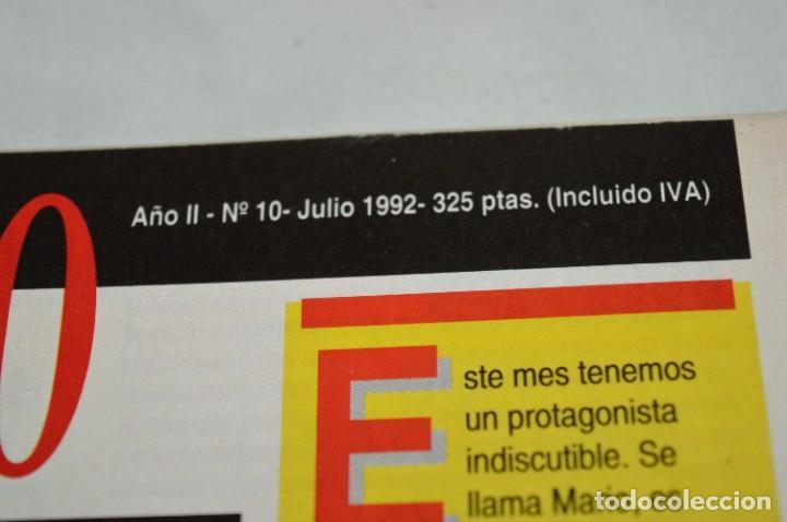Videojuegos y Consolas: HOBBY CONSOLAS / Diferentes épocas / 6 Ejemplares Núm. 10, 14, 16, 17, 18 y 290 / ¡Mira detalles! - Foto 3 - 286000328