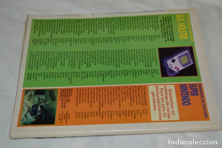 Videojuegos y Consolas: HOBBY CONSOLAS / Diferentes épocas / 6 Ejemplares Núm. 10, 14, 16, 17, 18 y 290 / ¡Mira detalles! - Foto 5 - 286000328