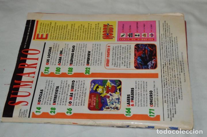 Videojuegos y Consolas: HOBBY CONSOLAS / Diferentes épocas / 6 Ejemplares Núm. 10, 14, 16, 17, 18 y 290 / ¡Mira detalles! - Foto 6 - 286000328