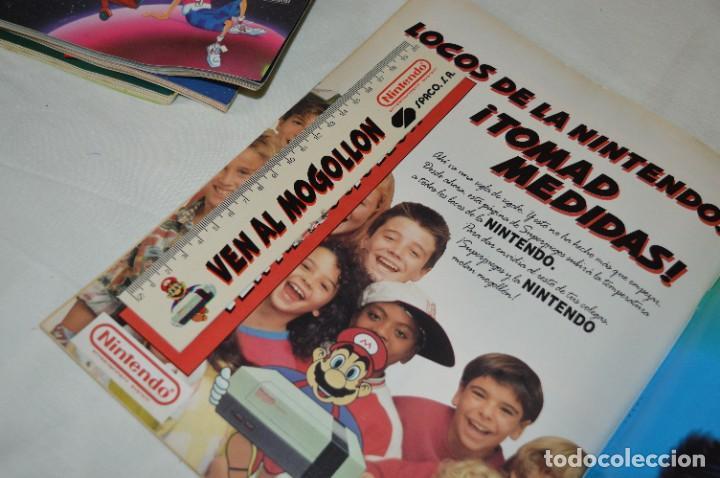 Videojuegos y Consolas: Los SUPER JUEGOS / Año 1 / 4 De los primeros ejemplares Núm. 1, 7, 8 y 9 / ¡Mira fotos y detalles! - Foto 4 - 286011338