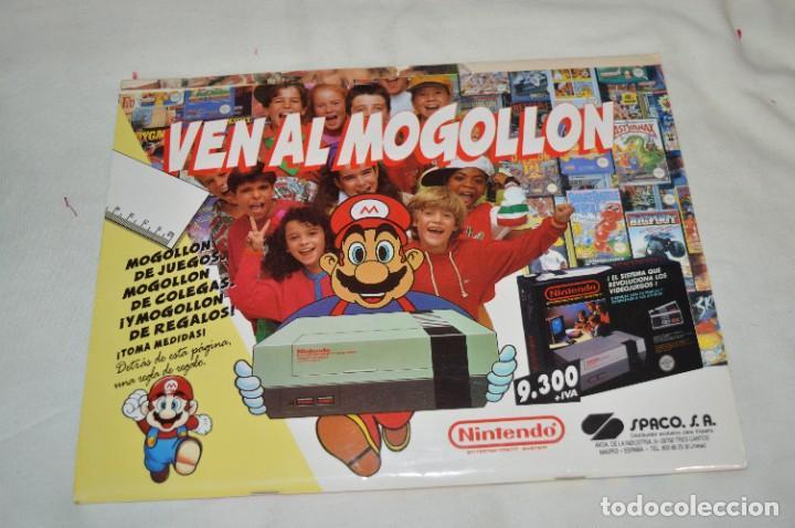Videojuegos y Consolas: Los SUPER JUEGOS / Año 1 / 4 De los primeros ejemplares Núm. 1, 7, 8 y 9 / ¡Mira fotos y detalles! - Foto 5 - 286011338