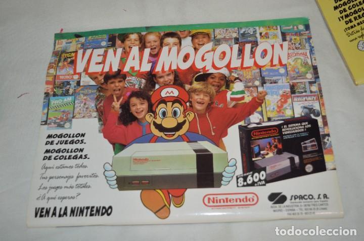 Videojuegos y Consolas: Los SUPER JUEGOS / Año 1 / 4 De los primeros ejemplares Núm. 1, 7, 8 y 9 / ¡Mira fotos y detalles! - Foto 7 - 286011338