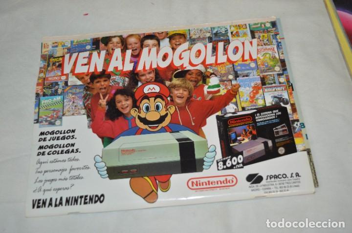 Videojuegos y Consolas: Los SUPER JUEGOS / Año 1 / 4 De los primeros ejemplares Núm. 1, 7, 8 y 9 / ¡Mira fotos y detalles! - Foto 10 - 286011338