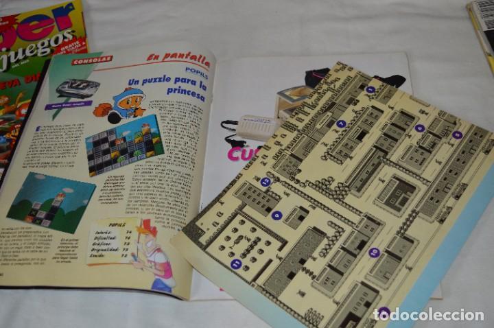 Videojuegos y Consolas: Los SUPER JUEGOS / Año 1 / 4 De los primeros ejemplares Núm. 1, 7, 8 y 9 / ¡Mira fotos y detalles! - Foto 11 - 286011338