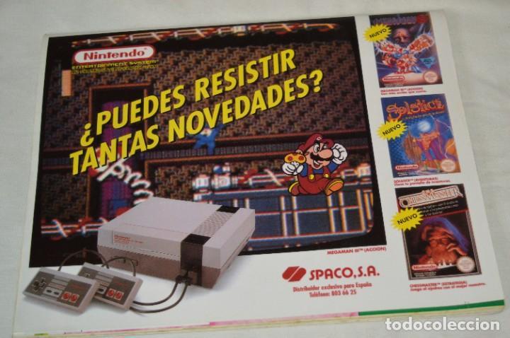 Videojuegos y Consolas: Los SUPER JUEGOS / Año 1 / 4 De los primeros ejemplares Núm. 1, 7, 8 y 9 / ¡Mira fotos y detalles! - Foto 13 - 286011338