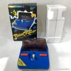 Videogiochi e Consoli: MAQUINITA PAINT ROLLER - GAKKEN - MADE IN JAPON - FUNCIONA - EXCELENTE ESTADO. Lote 286263548