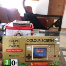 Jeux Vidéo et Consoles: NINTENDO GAME & WATCH SUPER MARIO BROS 35TH ANNIVERSARY NEW LIMITED EDITION - NUEVA Y PRECINTADA. Lote 286524738