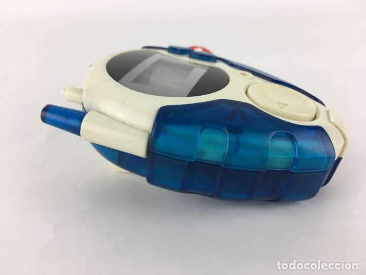 Videojuegos y Consolas: Digimon Digidispositivo TURQUESA Digivice D-3 Bandai 2000 - funcionando - Foto 3 - 286545403