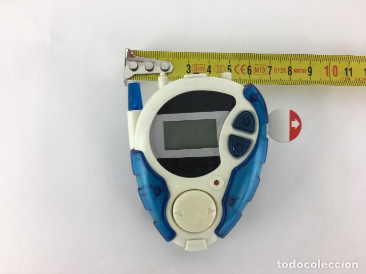 Videojuegos y Consolas: Digimon Digidispositivo TURQUESA Digivice D-3 Bandai 2000 - funcionando - Foto 8 - 286545403
