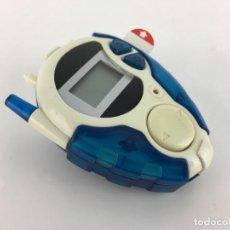 Videojuegos y Consolas: DIGIMON DIGIDISPOSITIVO TURQUESA DIGIVICE D-3 BANDAI 2000 - FUNCIONANDO. Lote 286545403
