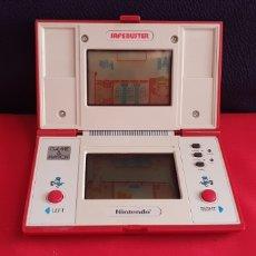 Jeux Vidéo et Consoles: NINTENDO GAME & WATCH SAFEBUSTER MULTI SCREEN FUNCIONA PERO LE FALTA LA TAPA .. Lote 286996663