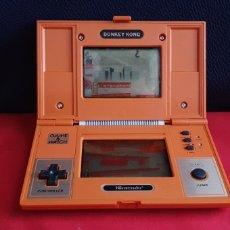 Jeux Vidéo et Consoles: NINTENDO GAME & WATCH DONKEY KONG MULTI SCREEN FUNCIONA. Lote 286999373