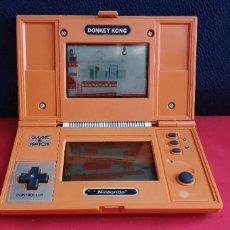 Jeux Vidéo et Consoles: NINTENDO GAME & WATCH DONKEY KONG MULTI SCREEN FUNCIONA. Lote 287000838