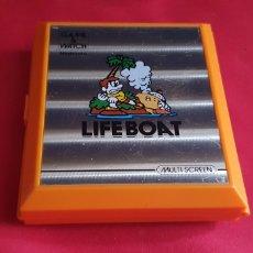 Jeux Vidéo et Consoles: NINTENDO GAME & WATCH NINTENDO LIFEBOAT MULTI SCREEN FUNCIONA. Lote 287003998