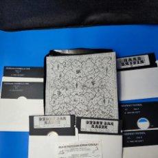 Videogiochi e Consoli: 7 VIDEOJUEGOS MS DOS STUNT CAR RACE FERRARI. Lote 287110978