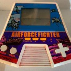 Videojogos e Consolas: MAQUINITA CASIO TIPO GAME & WATCH AIRFORCE FIGHTER. Lote 287232718