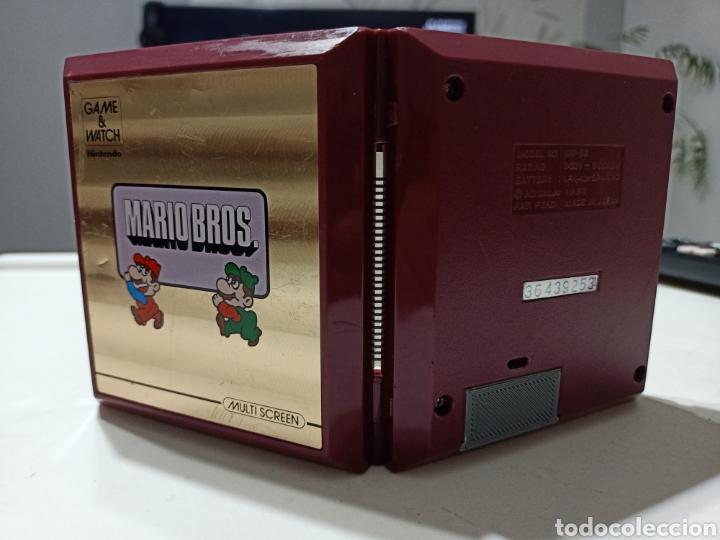 GAME WATCH MARIO BROS NINTENDO MULTI SCREEN (Juguetes - Videojuegos y Consolas - Otros descatalogados)