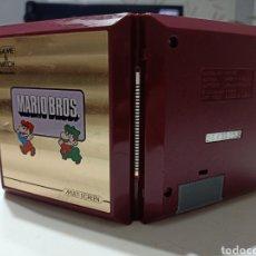 Videojuegos y Consolas: GAME WATCH MARIO BROS NINTENDO MULTI SCREEN. Lote 287389143