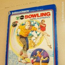 Videojuegos y Consolas: BOWLING. Lote 287596003