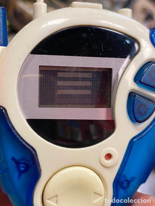 Videojuegos y Consolas: Digimon Digidispositivo TURQUESA Digivice D-3 Bandai 2000 - funcionando - Foto 9 - 286545403