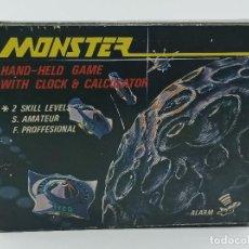 Videojuegos y Consolas: MAQUINITA AÑOS 80 MONSTER H-88. Lote 287951723